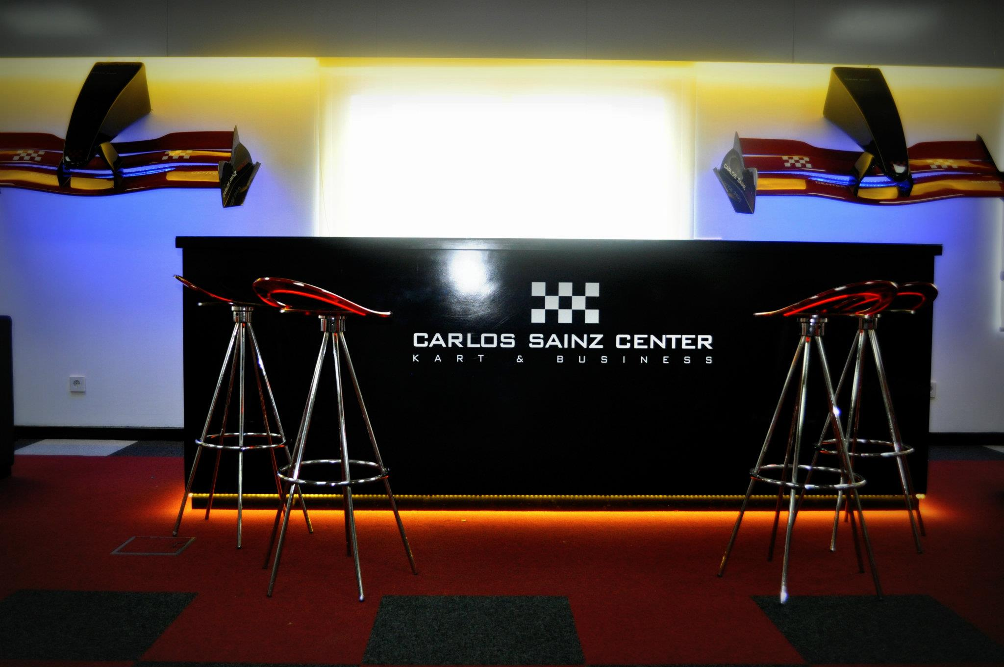 Carlos Sainz Center