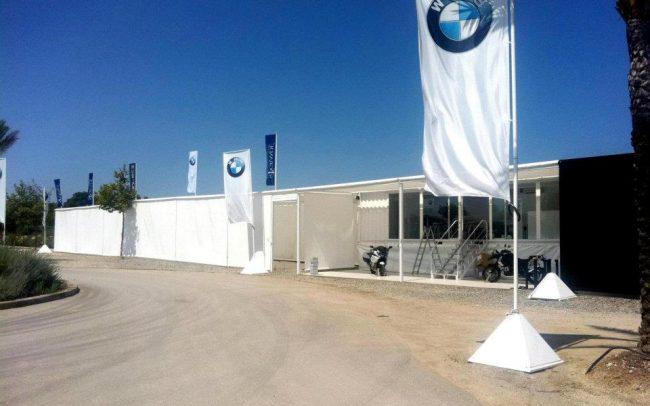 Stand BMW Sotogrande