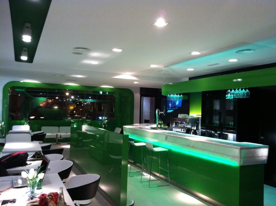 Restaurante Heineken Tribeca